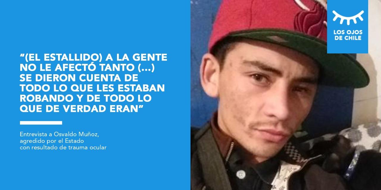 Entrevista a Osvaldo Muñoz